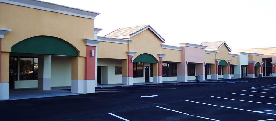 Live Oak Shopping Center Oakdale California